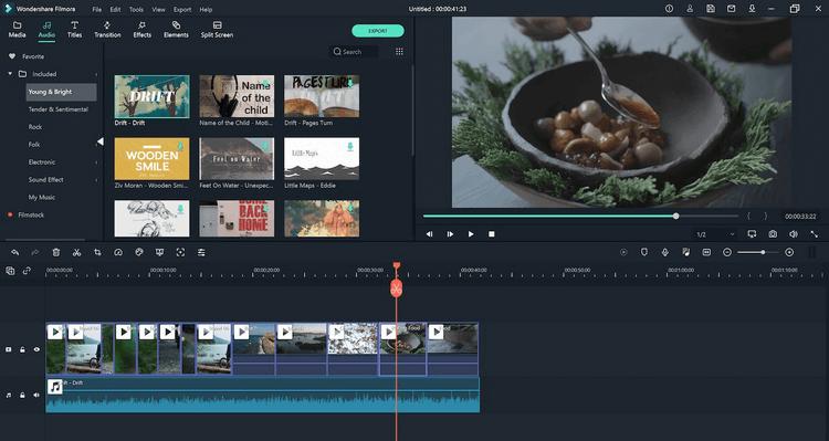 Wondershare Filmora X – Phần mềm biên tập video
