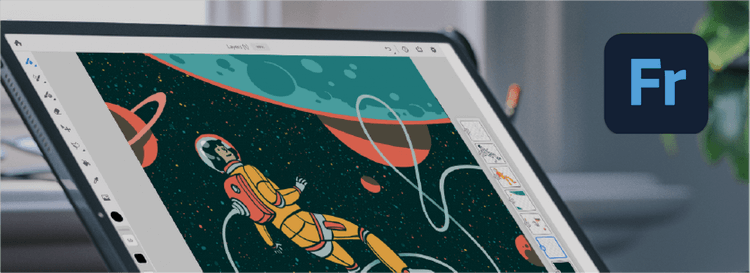 Hướng dẫn tải và cài đặt phần mềm Adobe Fresco 2020