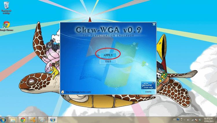Tải Chew WGA v0.9 Full Crck Cho Máy Tính [Mới Nhất]