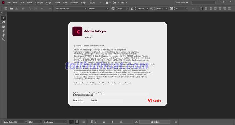 Hướng dẫn tải và cài đặt Adobe InCopy CC 2021