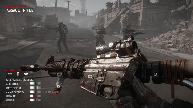Hướng dẫn tải và cài đặt game Homefront The Revolution - Game bắn súng