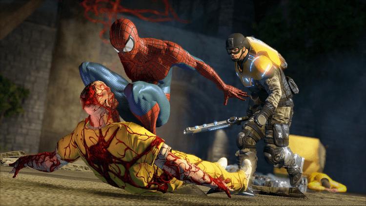 Game The Amazing Spider - Man 2 Bundle - Game hành động