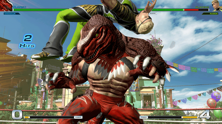 Những điểm nổi bật trong game The King of Fighters XIV: Steam Edition