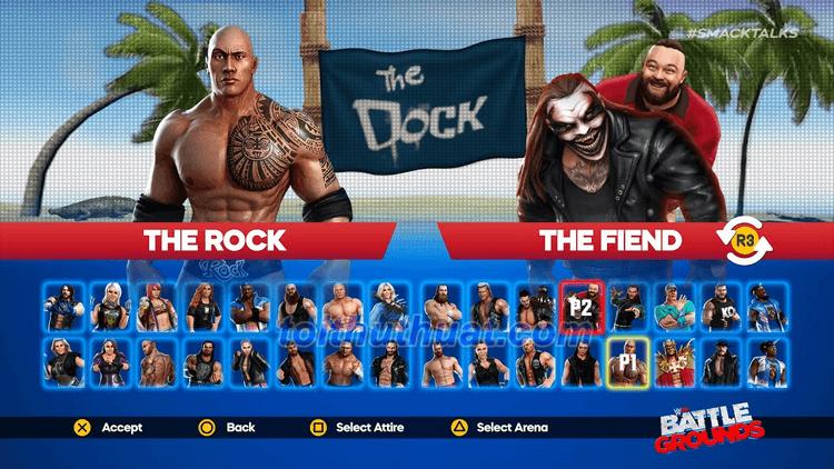 Hướng dẫn tải và cài đặt Game WWE 2K Battlegrounds