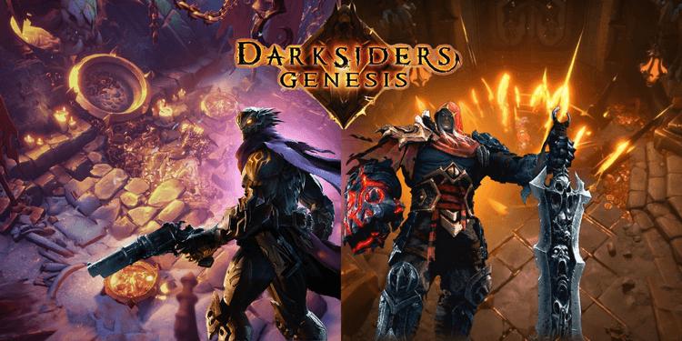 Hướng dẫn tải game Darksiders Genesis Việt Hóa
