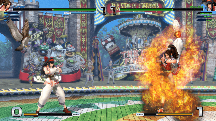 Lối chơi The King of Fighters XIV: Steam Edition