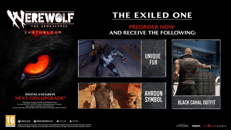 Lỗi Chơi Game Werewolf The Apocalypse