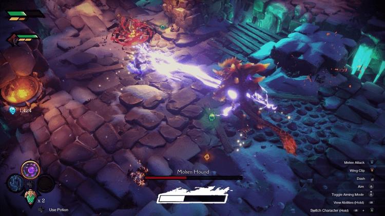 Cấu hình yêu cầu game Darksiders Genesis Việt Hóa