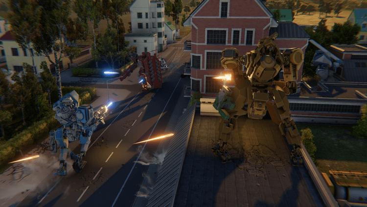 Hướng dẫn tải và cài đặt game Phantom Brigade - Game chiến thuật
