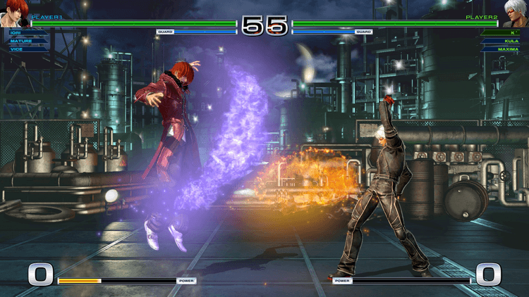 Game The King of Fighters XIV: Steam Edition