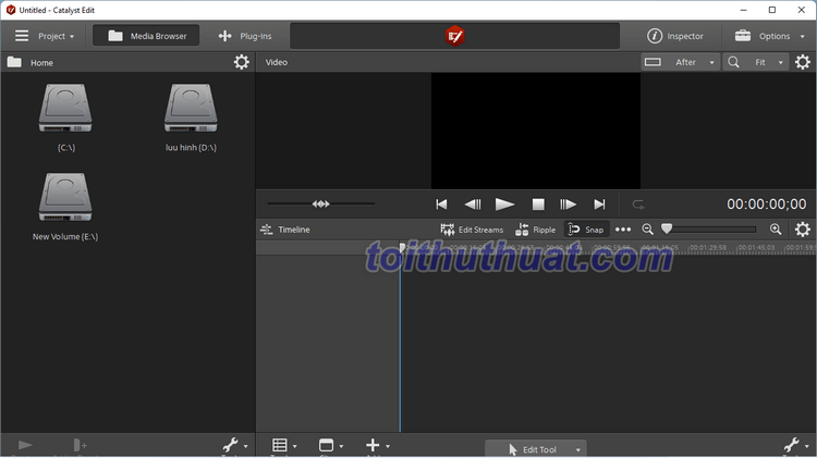 [Download] Sony Catalyst Production Suite 2021 - Chỉnh sửa video