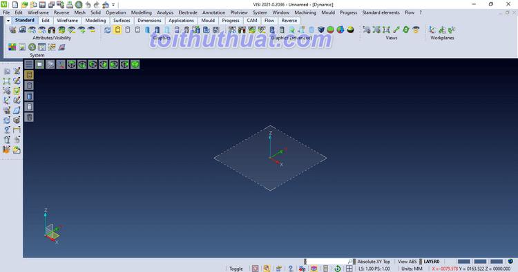 [Download & Cài Đặt] VERO VISI 2021 - Công cụ CAD/ CAM