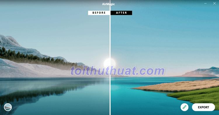 [Download] AirMagic Creative Edition 1 - Tối ưu chất lượng ảnh