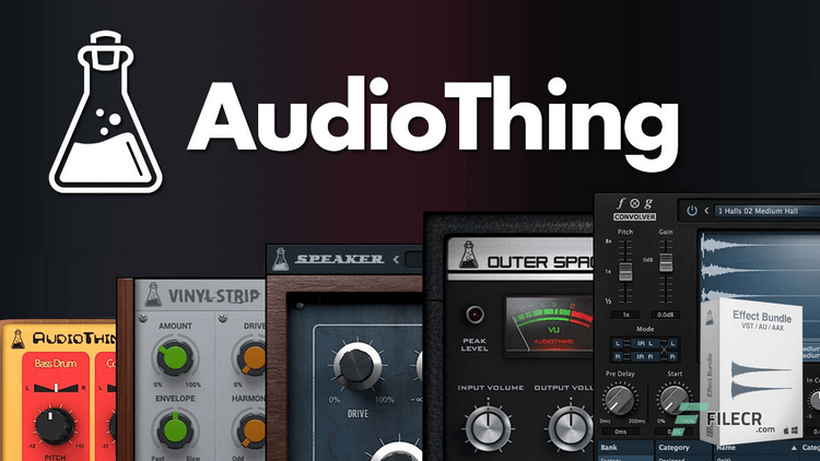 [Download] Audiority Effects Plugin Bundle - Gói Plugin hiệu ứng âm thanh